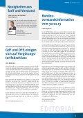 1/2013 - GdF Gewerkschaft der Flugsicherung eV - Page 5