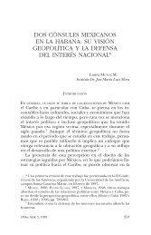 dos cónsules mexicanos en la habana - mexico diplomatico