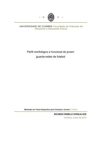 Capítulo - Estudo Geral - Universidade de Coimbra