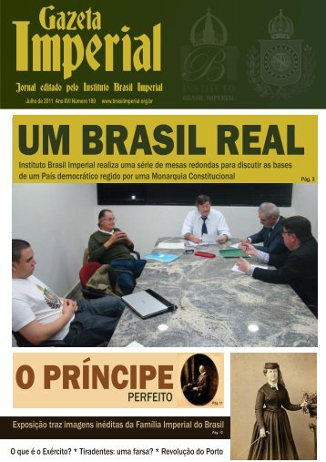 PERFEITO - Brasil Imperial