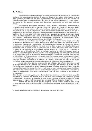 versão em PDF - Instituto Superior da Maia