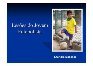 Lesões do Jovem Futebolista