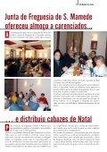 Almoço de Natal Chafariz do Rato - Junta de Freguesia de São ... - Page 5