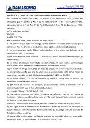 Decreto-Lei n.º 1.001, de 21 de outubro de 1969 ... - Damasceno