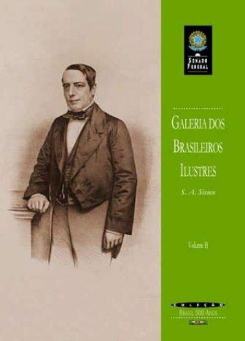 Terceira edição da Galeria – Volume 2 - Família Sisson