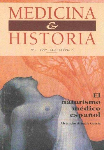 El naturismo médico español - Fundació Uriach 1838