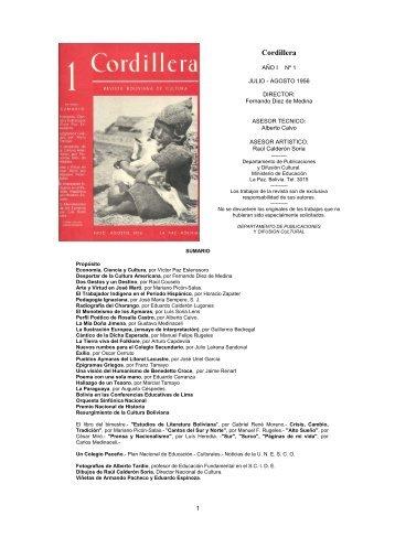 Revista Cordillera 1 -L- 1956 1.86mb - andes