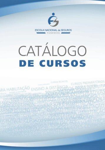 Baixe o catãlogo completo de cursos - Escola Nacional de Seguros