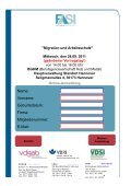Infos zur Anmeldung - VDSI - Seite 2