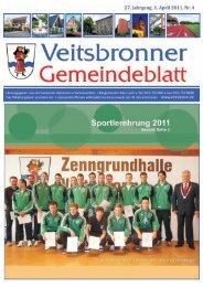 01.09.2011 - Veitsbronn