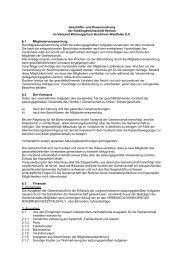 Geschäftsordnung SG Hennen 1 13 - Verband Wohneigentum eV