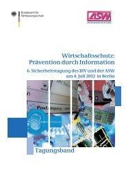 PDF-Version [4,48 MB] - Bundesamt für Verfassungsschutz