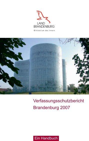 Downloads - Verfassungsschutz - Brandenburg