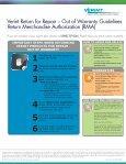RMA - Verint Systems Inc. - Page 2