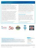 fact sheet - Verint Systems Inc. - Page 2