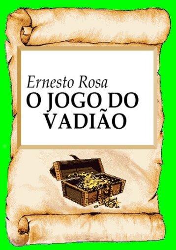 O JOGO DO VADIÃO - eBooksBrasil