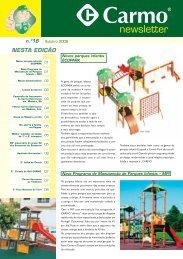 Newsletter N.º 18 - Outubro, 2006 - Carmo