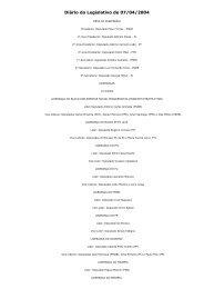Diário do Legislativo de 07/04/2004 - Assembleia de Minas