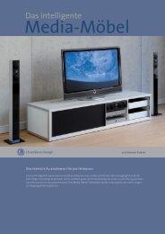 Media-Möbel - Chamäleon Design AG