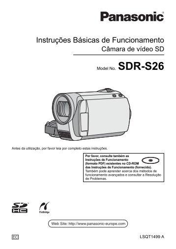 SDR-S26.pdf - Panasonic