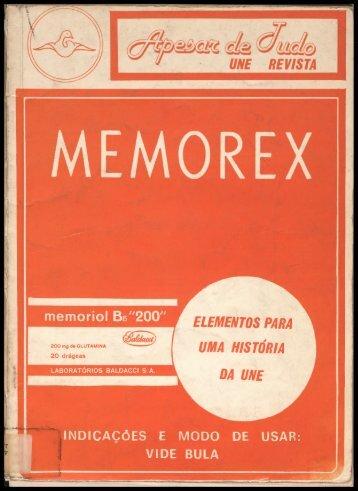 """memoriol Be""""200' - Centro de Documentação e Pesquisa Vergueiro"""