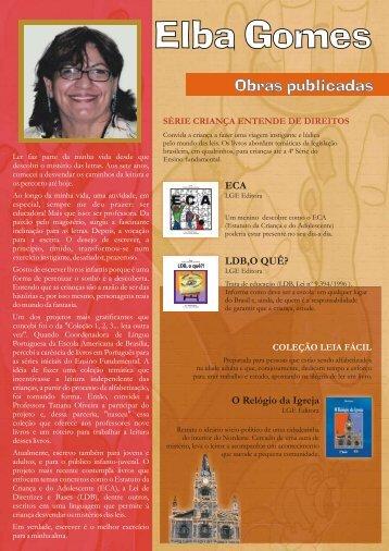 Elba Gomes - Arco-Iris
