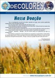 Decolores informativo 335 Junho - MCC Caxias do Sul