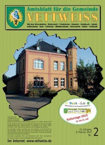 Februar 2013 - Gemeinde Vettweiss