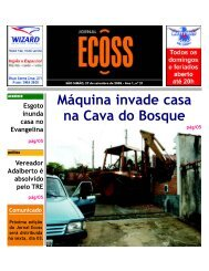 Jornal Ecoss Edição Nº 21