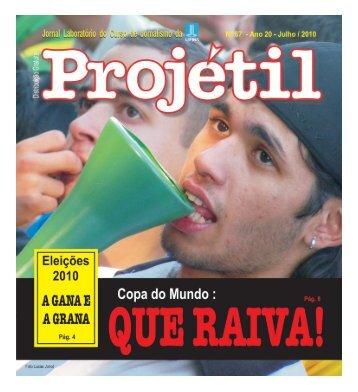 Edição 67 – Julho/2010 - Curso de Jornalismo - UFMS