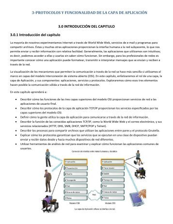 3-PROTOCOLOS Y FUNCIONALIDAD DE LA CAPA DE ...