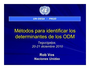x - Naciones Unidas