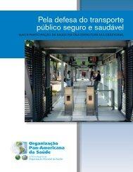 Pela defesa do transporte público seguro e saudável - BVSDE