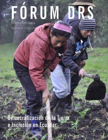 Edição 1 - Centro de Información Técnica del IICA