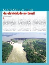 da eletricidade no Brasil - Revista Engenharia