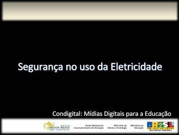 Segurança no uso da Eletricidade