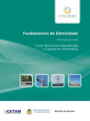 Fundamentos de Eletricidade - Rede e-Tec Brasil - Ministério da ...