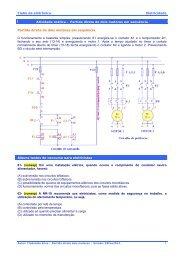 Partida direta de dois motores com timer.pdf - Clube da Eletrônica