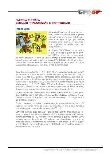 Introdução a segurança com eletricidade - Fundacentro