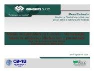 Módulo de Elasticidade do Concreto Normalização, fatores ... - ABCIC