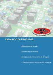 Produtos - MRL - Tecnologia Eletrônica de Precisão