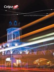 Relatório de Responsabilidade Socioambiental 2011 - Rede Energia