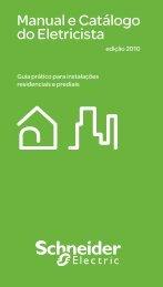 Manual e Catálogo do Eletricista - Schneider Electric