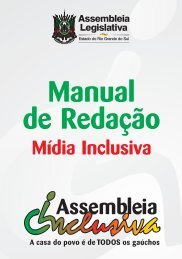 Manual de Redação - Mídia Inclusiva - Faders