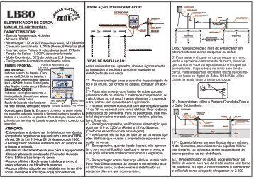 Manual LB80 110-220 1.cdr - ZEBU