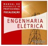 Manual de Fiscalização – ENGENHARIA ELÉTRICA - Crea-RJ