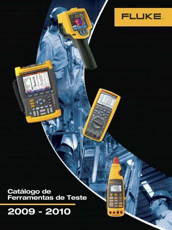 Catálogo de Ferramentas de Teste - MAPI COMERCIAL
