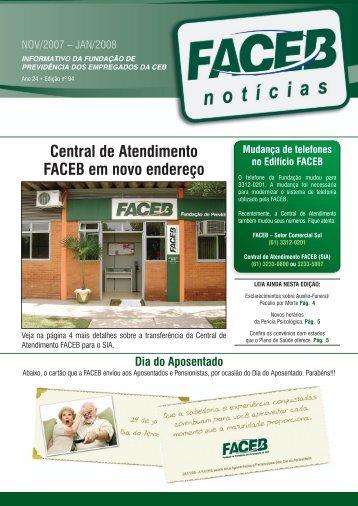 FACEB Notícias nº 94