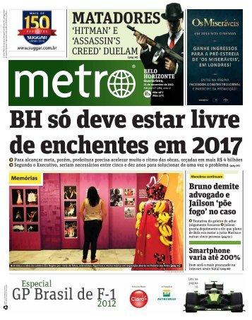 MATADORES - Metro