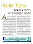 T´TRANS reforma bondes de Santa Teresa no RJ - TTRANS - Page 2